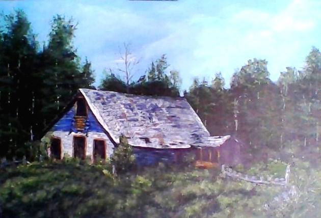 cottage - Landscapes
