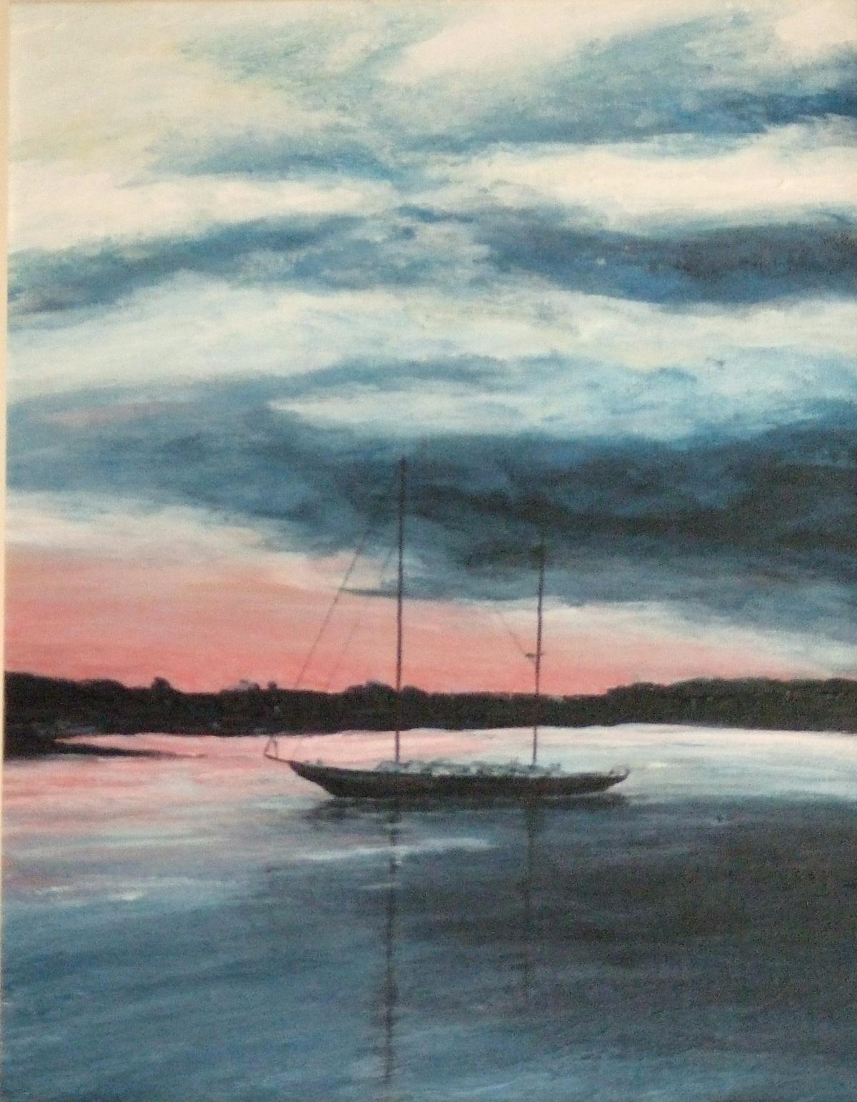 Sunset -Northwest Arm, Halifax