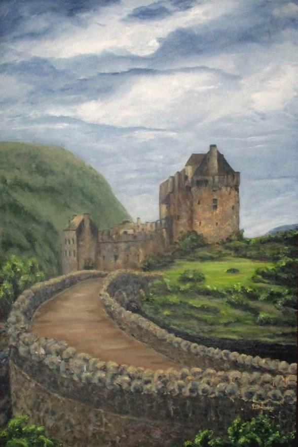 Eilean Donan Castle-test