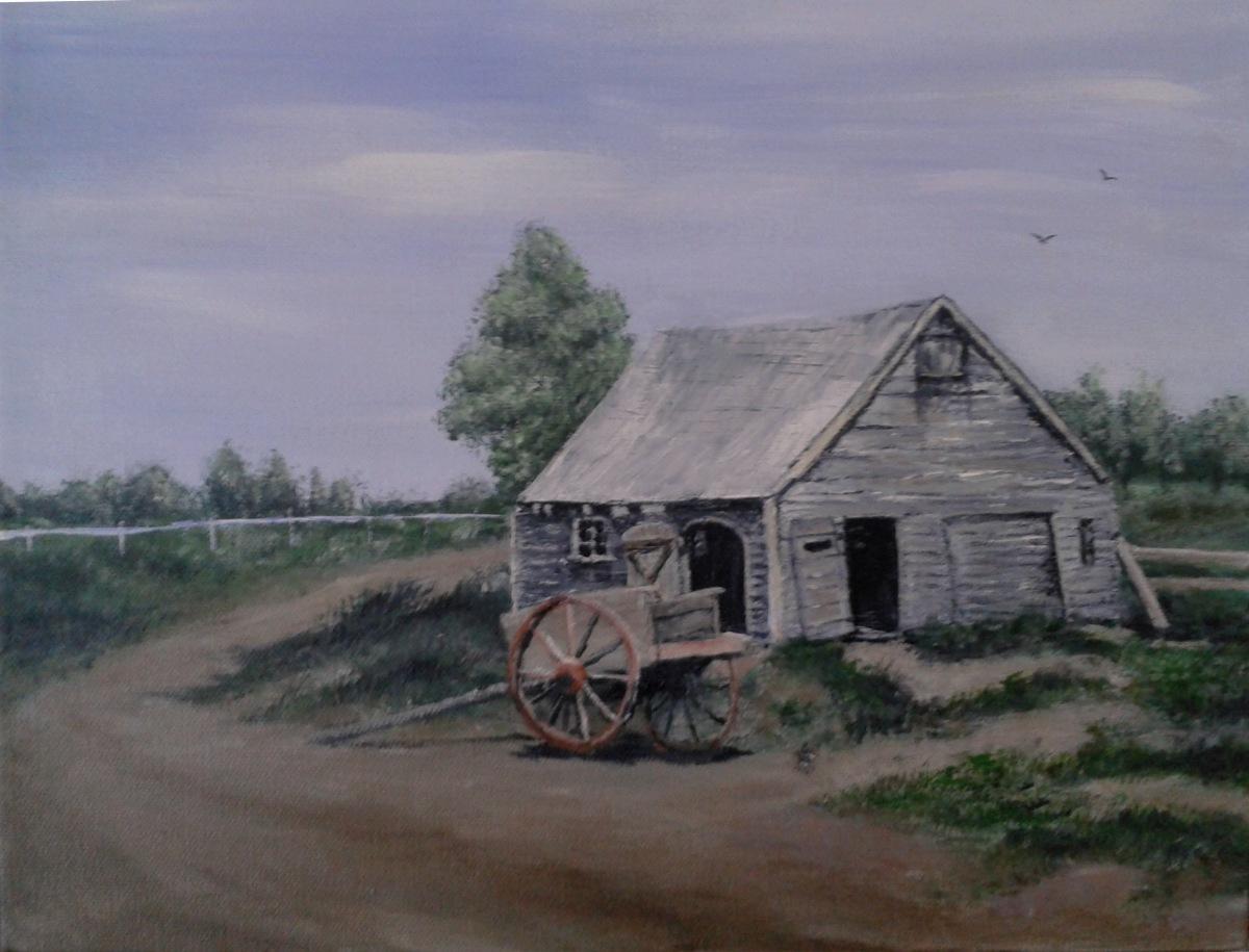 Blacksmith Shop, Grand Pre